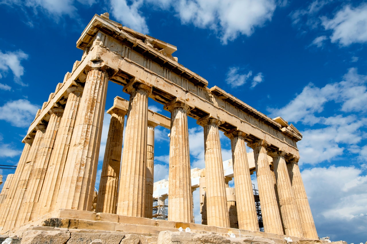 Arkitektur i antikens Grekland.